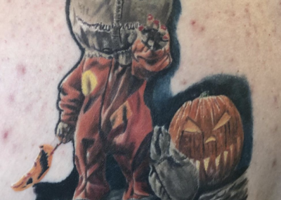 Sam from Trick r Treat